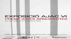 Exposición AJAC VI. Premio Jóvenes Arquitectos