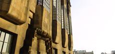 """Seleccionados siete estudios en el concurso para la reestructuración de la """"Glasgow School of Art"""" de Mackintosh"""