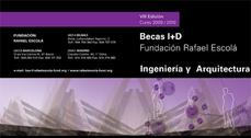 Convocatoria de Becas Fundación Rafael Escolá 2009-2010
