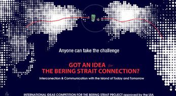Pack Arquitectura premiados en el concurso internacional de ideas en el Estrecho de Bering