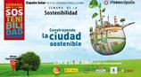 """I Semana de la Sostenibilidad en Rivas Vaciamadrid """"Construyendo la ciudad sostenible"""""""
