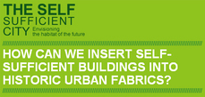 Concurso internacional. ¿Cómo será el hábitat del futuro? The self sufficient city