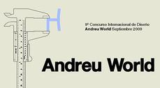 9º Concurso Internacional de Diseño Andreu World