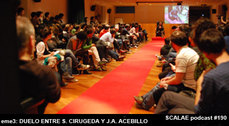 190 EME3 2009 Cirugeda <> Acebillo SCALAE PODCAST