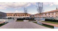 Inaugurado el Parador en el Convento de Alcalá de Henares, de Aranguren y Gallegos